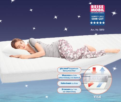 gisamed VITAL mattresses made to measure
