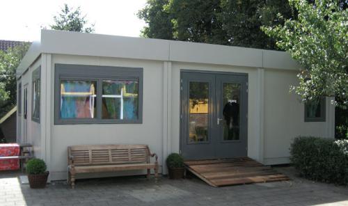 Constructions modulaires de 70 à 110 m²