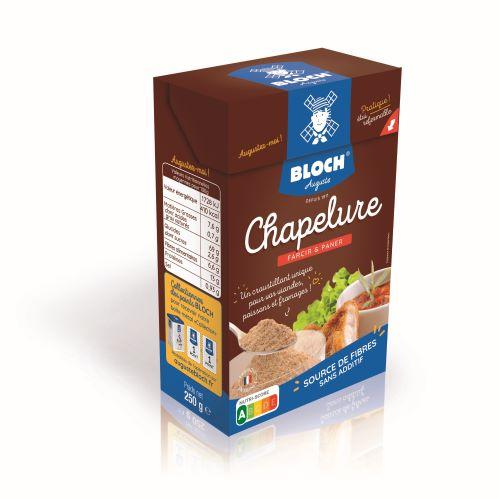 CHAPELURE BRUNE BLOCH
