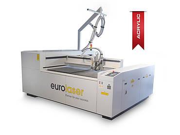 Cutting machine for acrylic