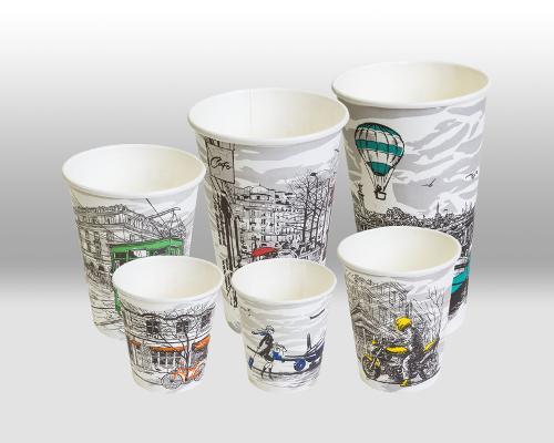 Paper Cups The Big City Life