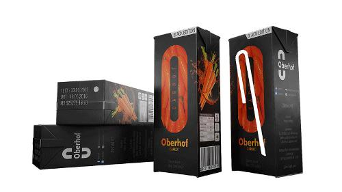 Carrot Juice 200 ML Box