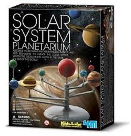 Kidzlabs planetario sistema solar