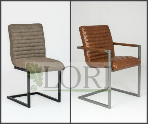 METAL CHAIRS / ARMCHAIRS