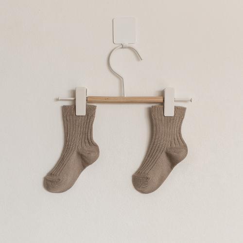 Ribbed Socks Sand