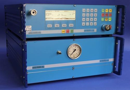 Leak test device PMD02-CF/DF