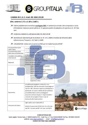 DG 2061 ED 8