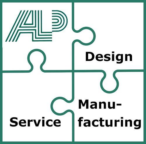 Service von der Produktentwicklung bis zur Lieferung
