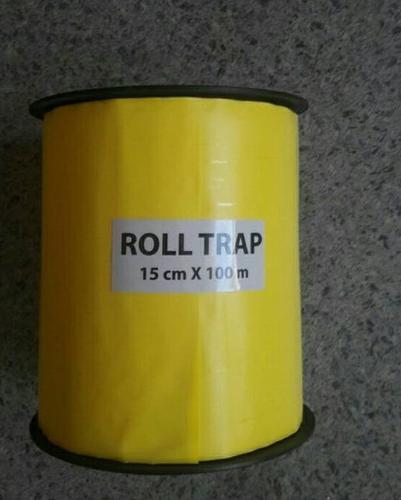 15 cm x 100 m Yellow Sticky Roll Trap
