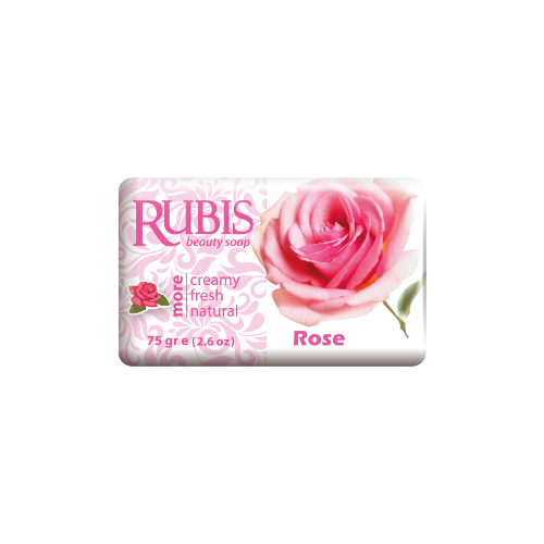 Rubis – 75 Gr Paper Wrapped Soap