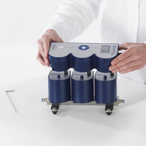 BlueVary maintenance free variable gas analyzer