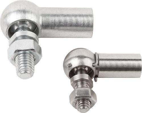 Угловые шарниры DIN 71802