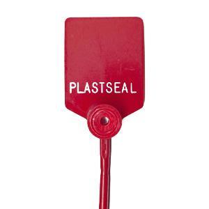 Scellé de sécurité plastique