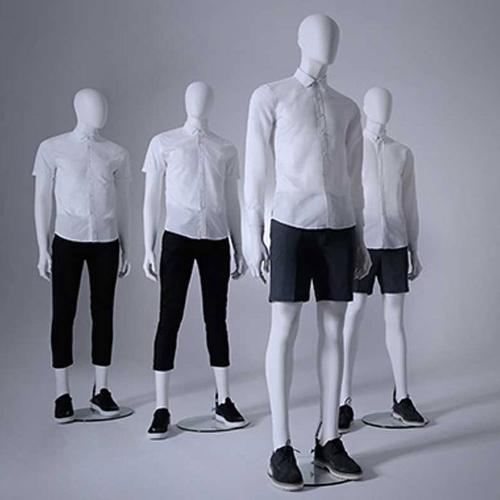 Mannequins de vitrine homme
