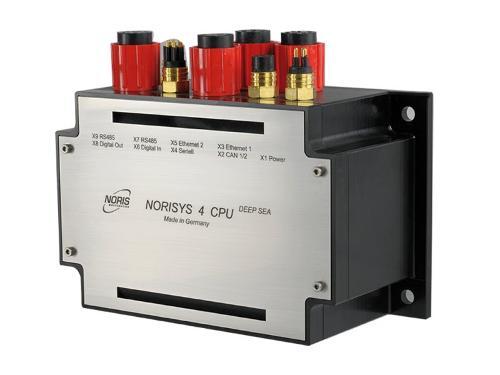 digital I/O module - NORISYS 4 CPU Deep Sea