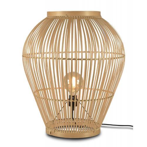Lampe de table, lampe de sol bambou XL (H70) TUVALU