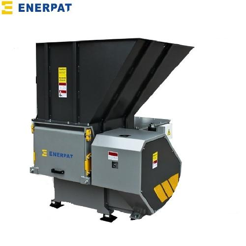 plastic single shaft shredder with CE certification