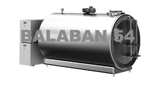MİLK STORAGE AND COOLİNG TANK