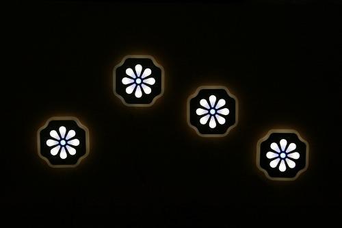 Lampka oprawa LED natynkowa