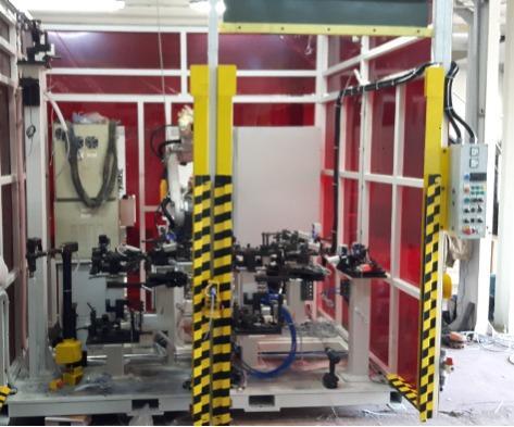 Robotik Ark Kaynak Hücresi