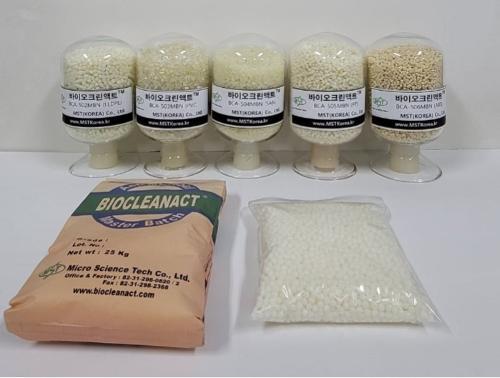 Anti-microbial Plastic Masterbatch