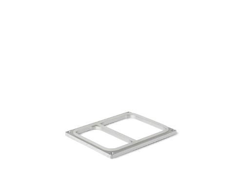 Sealing frame for PP-tray 2-comp