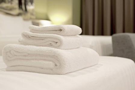 Toallas de algodón
