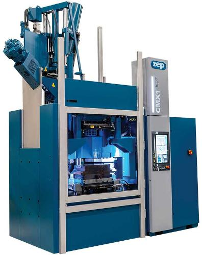 Multi-Station Injection Molding Presses REP