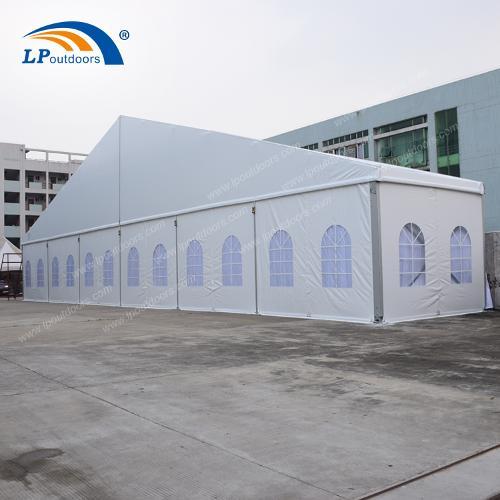 Tente industrielle permanente ignifuge de 30m pour l'atelier