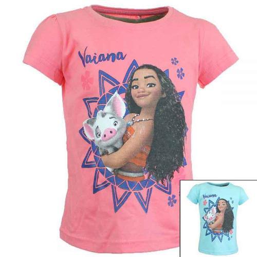 Grossiste Aubervilliers de T-shirt Vaiana