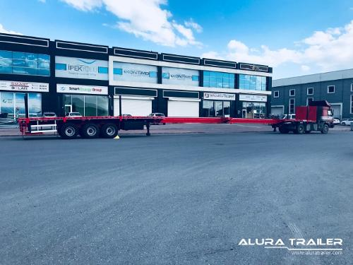 Extendable Flatbed Trailers