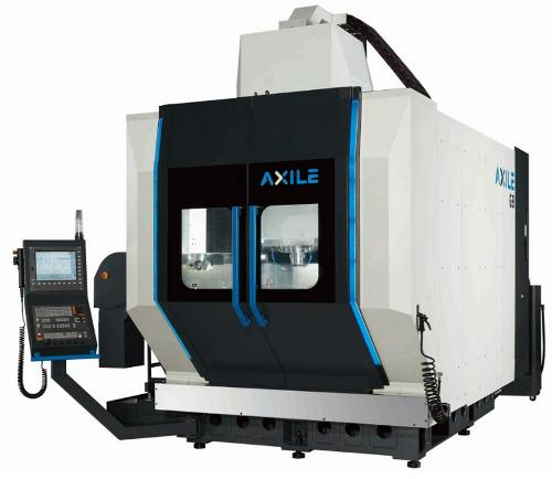 5-Axis Vertical Machining Centers