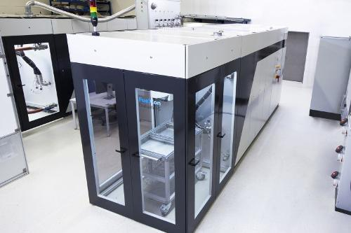 Prüfstand für PEM-Stacks und Brennstoffzellensysteme