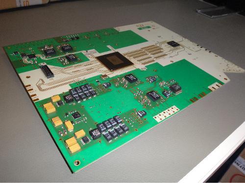 Carte électronique Hi-Tech