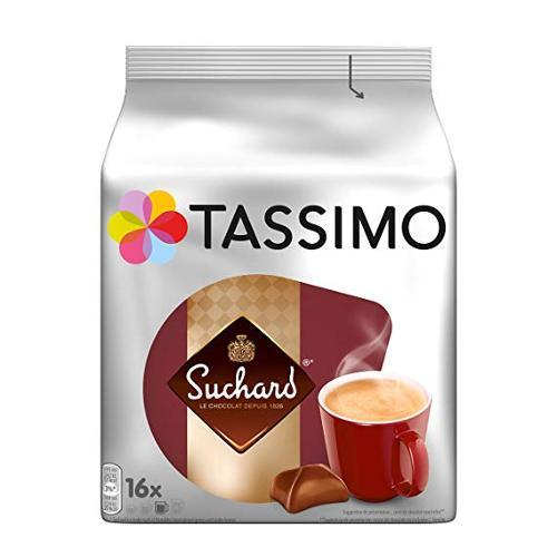 Chocolat chaud suchard 320g - TASSIMO