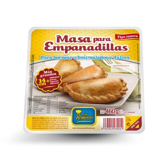 Discos para Empanadas