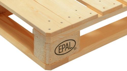 SPRUCE  EUR-EPAL Pallets