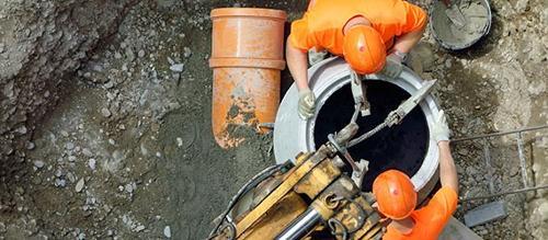 Submersible sludge pumps