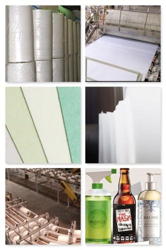 Paper and Cardboard, Kraft paper, packaging paper, special