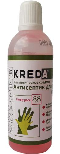 Cosmetic product for adults: TM KREDA Gel Hand Sanitizer