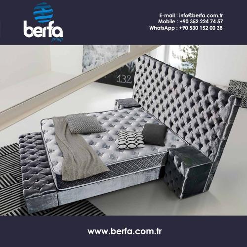 Betten, Bettgestelle und Matratzen