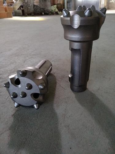 tungsten carbide mining DTH hammer button bits CIR 76/70,cir