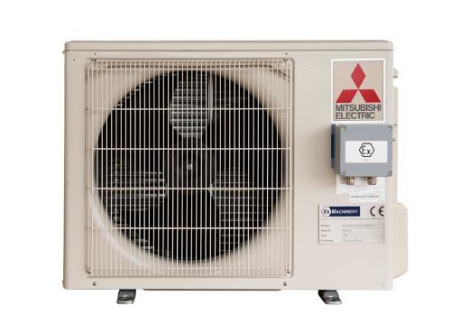ATEX air conditioner outdoor unit 1.5 - 13.6 kW