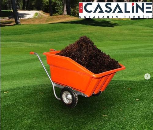 Casaline Dump Wheelbarrow