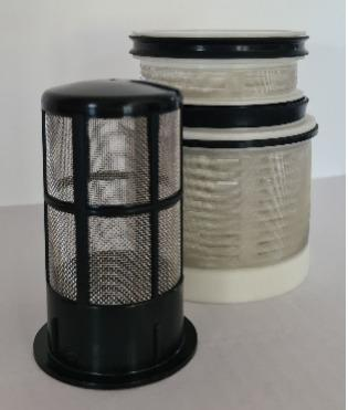 Filter Sieves Made Of Plastic