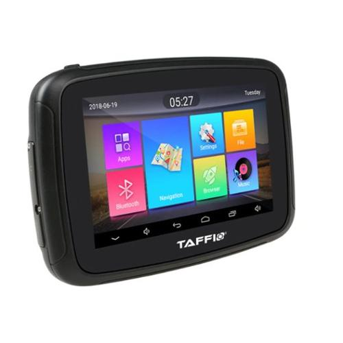 Android Outdoor Navi