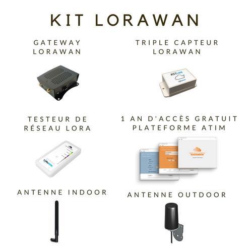 Kit LoRaWAN