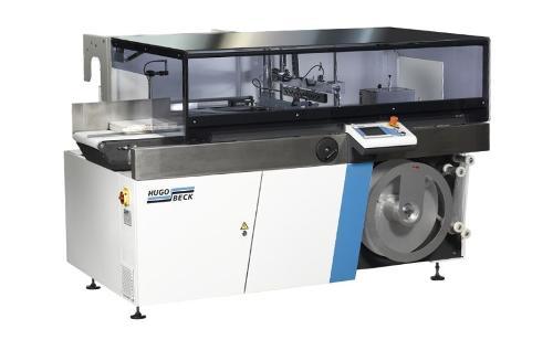 Machine Hugo Beck à conformateur réglable, Type FLEXO 500S