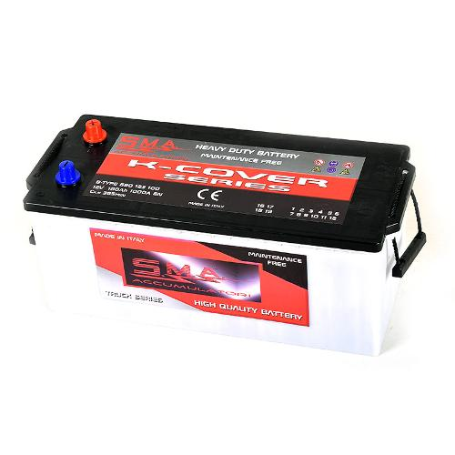 Truck Batteries Kover 180ah