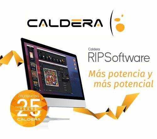 Software Caldera RIP